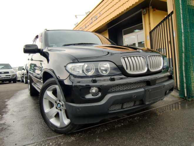 Bmw X5 Japanese Used Cars Lucus Japan T Limited
