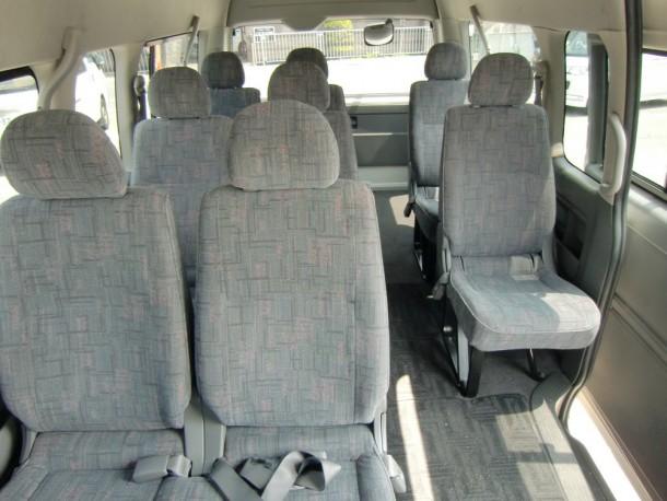 Toyota Hiace Wagon Grand Cabin Japanese Used Cars Lucus