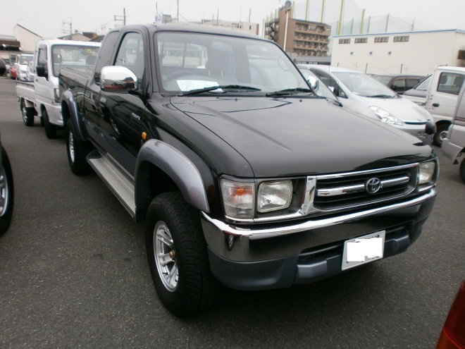 Toyota Hilux Sports Pickup Gc Rzn174h Japanese Used Cars Lucus Japan