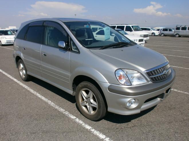Toyota nadia su gf sxn10h japanese used cars lucus japan t for Hyundai motor myanmar co ltd