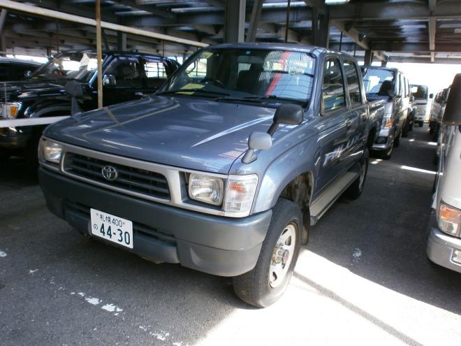 toyota hilux truck kf ln167 japanese used cars lucus japan. Black Bedroom Furniture Sets. Home Design Ideas